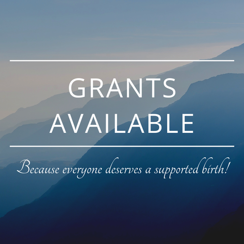 Doula grants available for low-income families and other financial constraints